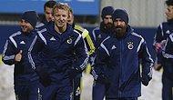 Fenerbahçe 4 Eksikle Çalıştı