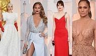 87. Oscar Ödül Töreni'nden Çok Konuşulan Kırmızı Halı Elbiseleri