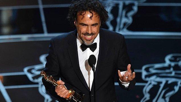 En iyi yönetmen: Alejandro G. Inarritu (Birdman)