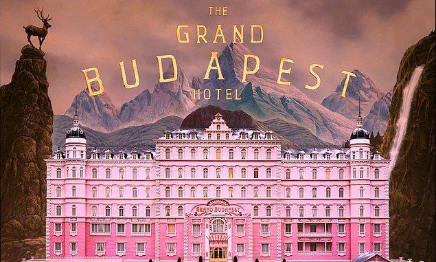 En iyi kostüm tasarımı: The Grand Budapest Hotel (Milena Canonero)