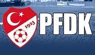 PFDK'dan Fenerbahçe'ye Tribün Kapatma Cezası