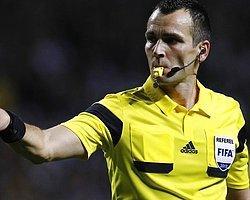 Napoli-Trabzonspor Maçını Ivan Bebek Yönetecek