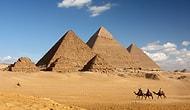 Mısır Piramitleri Hakkında Pek Bilinmeyen 5 Gerçek