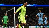 Barça, City'yi Suarez'le Yıktı