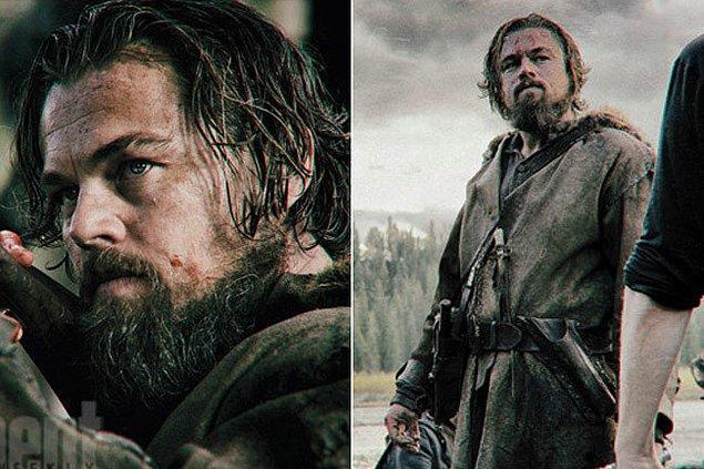 3- True Detective'in yapımcılarından Leonardo Di Caprio'lu The Revenant