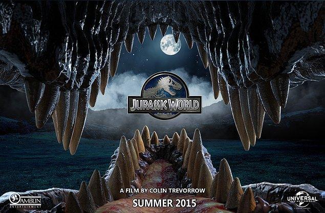 12- Chris Pratt ile Jurassic World