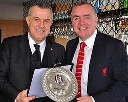 Beşiktaş'tan Liverpool'a Dostluk Yemeği