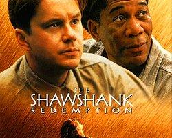 1- The Shawshank Redemption - Esaretin Bedeli(1994)