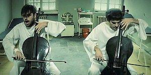 2Cellos Grubunun Muhteşem 'Muse - Hysteria' Coverı