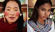 Güzelliğin Farklılıklarda Olduğunu Gösteren, Çeşitli Ülkelerden 29 Kadın