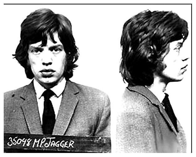 2. Mick Jagger