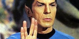 10 Madde İle Star Trek'in Efsane Karakteri Mr. Spock ve Leonard Nimoy