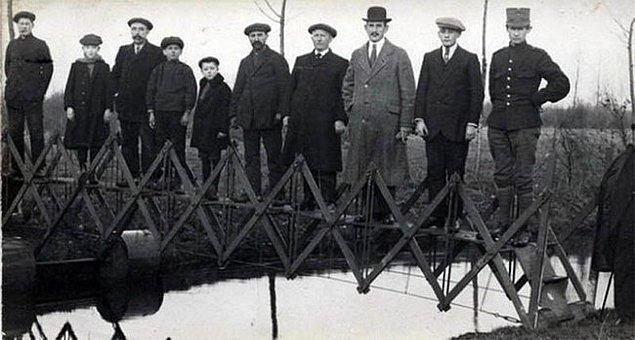 2. Portatif köprü