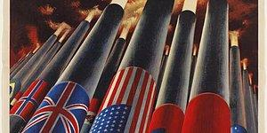2.Dünya Savaşı Propaganda Afişleri