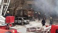 İstanbul'da Kimyasal Madde Yüklü Tankerde Patlama