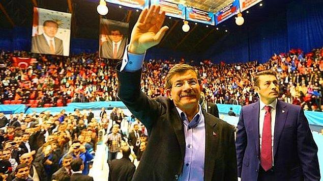 9. Başbakan Davutoğlu: 'Silahın Dili Sona Erecek'