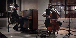 Çello ve Piyano ile Etkileyici 'Stay With Me' Coverı | Kevin 'KO' Olusola