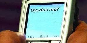 İlk Birkaç Kelimesinden Kimden Geldiği Anlaşılan 11 SMS