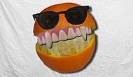 En Kolay Ve Hızlı Portakal Soyma Yöntemi