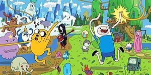 İlk 'Adventure Time' Sinema Filmi Yolda