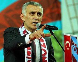 Trabzonspor Başkanı Hacıosmanoğlu Takıma Cezayı Kesti!