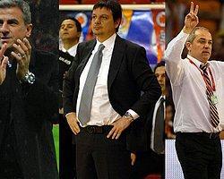 Galatasaray'ın Antrenörleri Fenerbahçe Derbileri Öncesi Buluştu