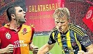 Fenerbahçe-Galatasaray Derbisi Öncesi Yaran Capsler