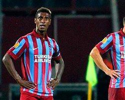 Trabzonspor'da Constant Kadro Dışı Bırakıldı İddiası