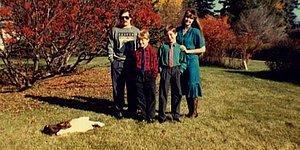 Poz Vermeyle Alakası Olmadığından Aile Fotoğrafını Batırmış 17 Çocuk