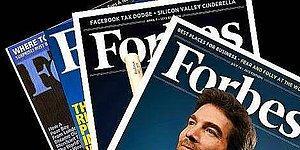 Forbes'un Zenginler Listesinde Türkiye'den 32 Milyarder