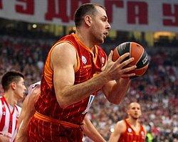 Galatasaray, Aleks Maric'in Sözleşmesini Uzatmadı