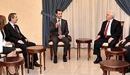Perinçek ve Şener Suriye Lideri Esad'la Görüştü