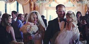 Damadın Geline ve Üvey Kızına Yaptığı, Son Zamanların En Duygusal Düğün Konuşması
