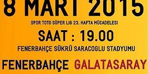 Sayılarla Fenerbahçe - Galatasaray Derbisi | İnfografik