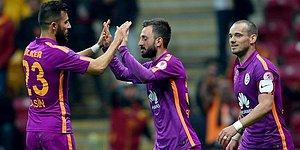 Galatasaray Yarı Finale Yakın