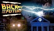 LEGO'larla Geleceğe Dönüş Filmini Canlandırmak