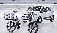 Ford MoDe:Pro Akıllı ve Elektrikli Bisiklet