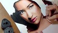 Mükemmel Çizimleriyle 21 Yaşındaki Üniversite Ögrencisi Heather Rooney