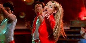 Britney Spears'ın 'Did It Again' Klibini Bir de Müziksiz Dinleyin!