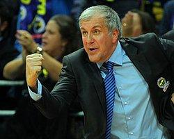 """Obradovic: """"Bugün İyi Bir Maç Oynamamız Önemliydi"""""""