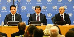 Davutoğlu: 'Dolardaki Yükseliş Sadece Türkiye'deki Tartışmalara Bağlanamaz'
