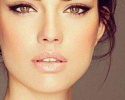 9. Pigmentasyonu az olan farınızın pigmentasyonunu arttırmak için göz kapağınıza beyaz kalem uygulayıp ardından farınızı sürebilirsiniz.