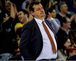TBF, Ergin Ataman'a 1 Maç Ceza Verdi