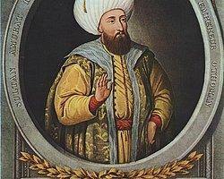 II. Murad, oğlu Fatih Sultan Mehmed'e