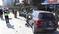 Otomobiline Binerken Kazada Öldü