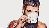 Instagram'ın Yeni Gözdesi: Kahve İçen Erkekler