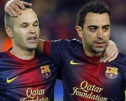 """Iniesta: """"Xavi ile Artık Anlaşamıyoruz"""""""