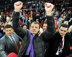 """Ergin Ataman: """"5 Kişi de Olsak Yenerdik"""""""