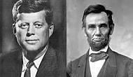 Kenndy ve Lincoln Arasındaki Fazla Şaşırtıcı Benzerlikler