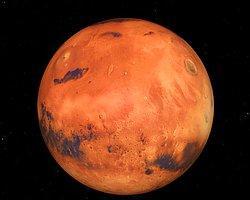NASA'dan Mars'ta Okyanus İddiası